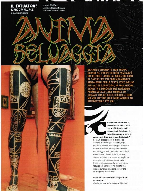 MARCO WALLACE tattoo italia 2.7