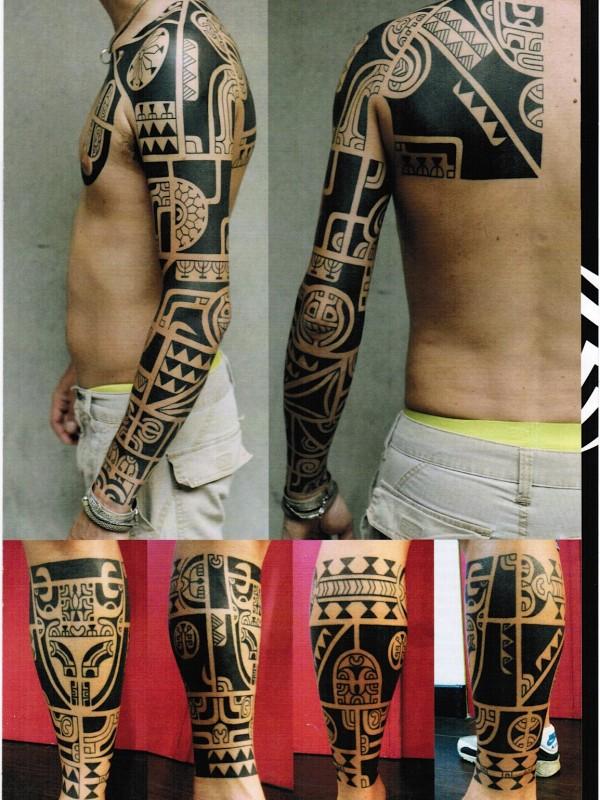 MARCO WALLACE tattoo italia 5.7