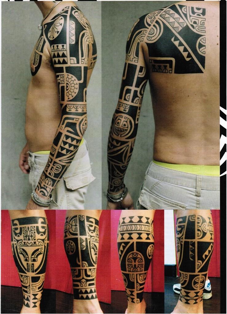 Top Press | Wallace Tattoo Studio – Tatuaggi Maori, Marchesani  QG33