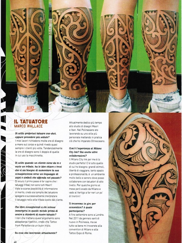 MARCO WALLACE tattoo italia 6.7