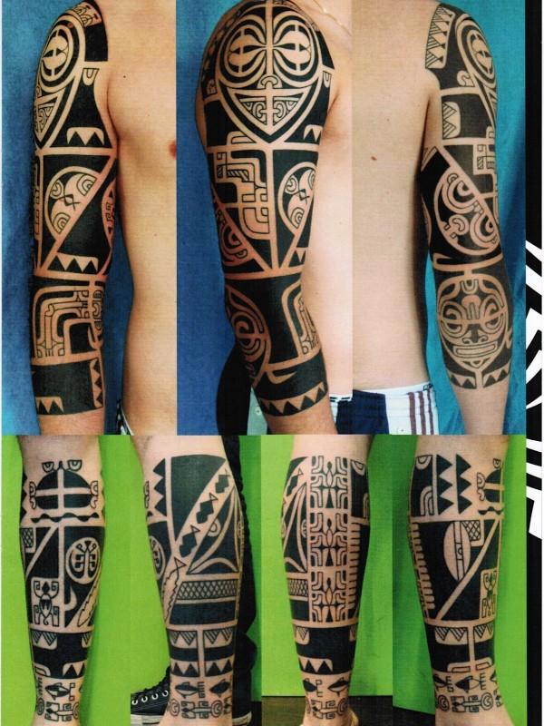 MARCO WALLACE tattoo italia 7.7